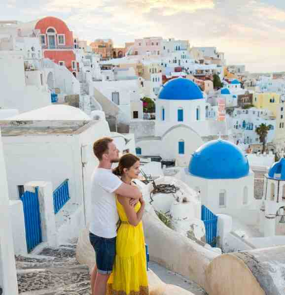 Où partir en vacances en couple Europe ?